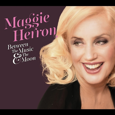 Maggie Herron - Between The Music And The Moon