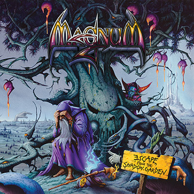 Escape From The Shadow Garden by Magnum