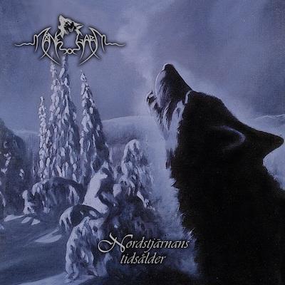 Månegarm - Nordstjärnans Tidsålder (Vinyl)