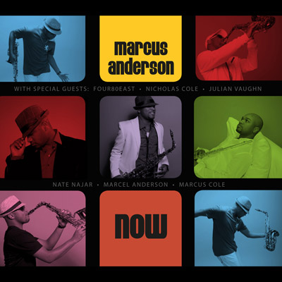 Marcus Anderson - Now