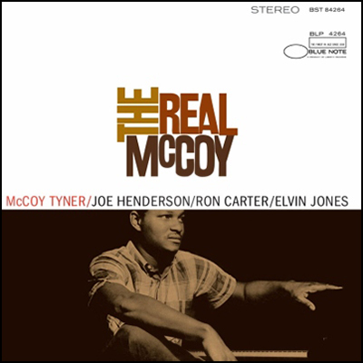 The Real McCoy (Vinyl Reissue) by McCoy Tyner