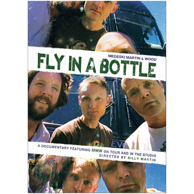 Medeski Martin & Wood - Fly In A Bottle (DVD)