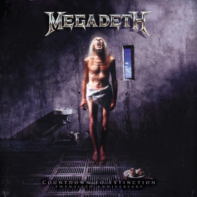 Countdown To Extinction: Twentieth Anniversary by Megadeth