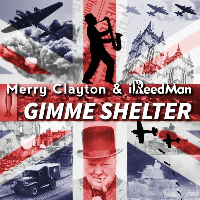 Gimme Shelter (Digital Single) by Merry Clayton And iReedman