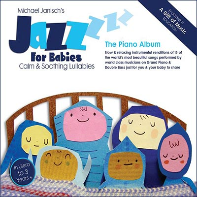 Jazz For Babies - The Piano Album by Michael Janisch