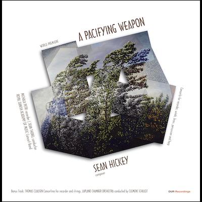 Michala Petri & Jean Thorel - Sean Hickey: A Pacifying Weapon (Vinyl)