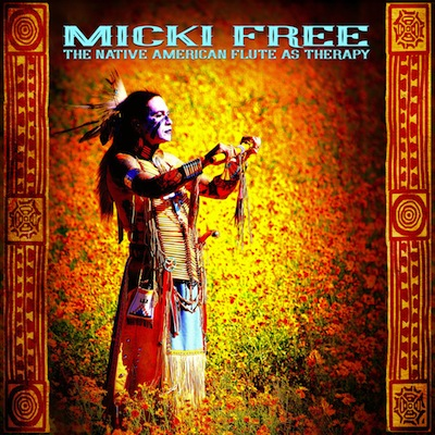 Micki Free - The Native American Flute As Therapy