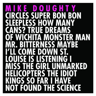 Circles Super Bon Bon Sleepless... by Mike Doughty