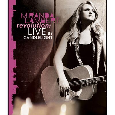 Miranda Lambert - Revolution: Live By Candlelight (DVD)
