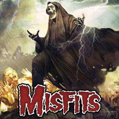 The Misfits - The Devil's Rain