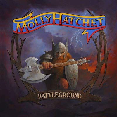 Molly Hatchet - Battleground (Vinyl)