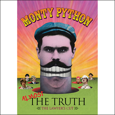 Almost The Truth Theatrical Version (DVD) by Monty Python