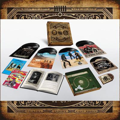 Motorhead - Ace Of Spades (Deluxe Box Set)