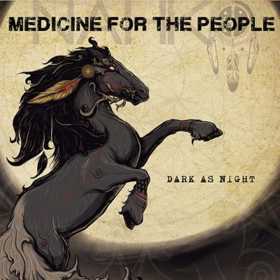 Dark As Night (Digital Only) by Nahko And Medicine For The People