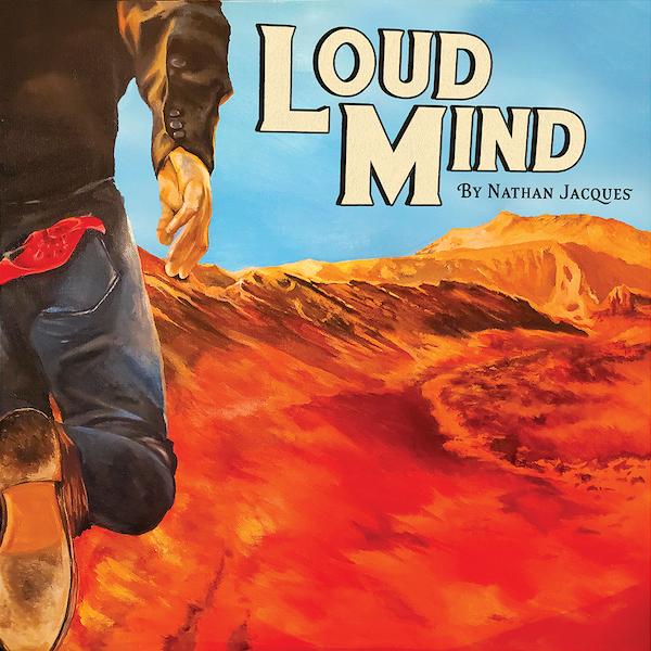 Nathan Jacques - LOUD MIND