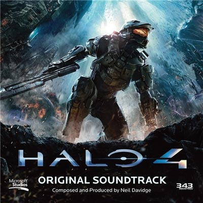 Halo 4 Soundtrack by Neil Davidge