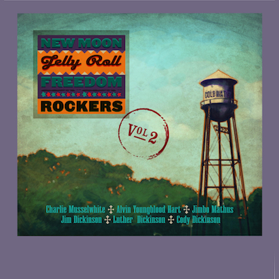 New Moon Jelly Roll Freedom Rockers - Vol. 2