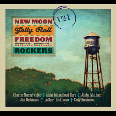 New Moon Jelly Roll Freedom Rockers - Vol. 1