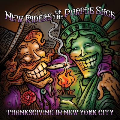 New Riders Of The Purple Sage - Thanksgiving In New York City (Vinyl) (RSD Exclusive)