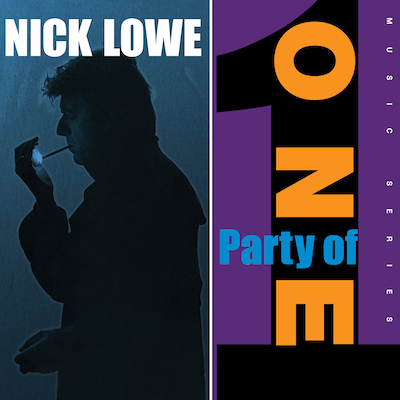 Nick Lowe - Party Of One (Reissue)