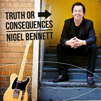 Truth Or Consequences by Nigel Bennett