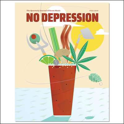 No Depression Journal - Wellness (Fall 2019)