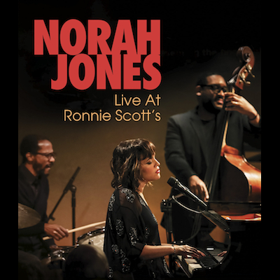 Norah Jones - Live At Ronnie Scott's (DVD/Blu-ray)