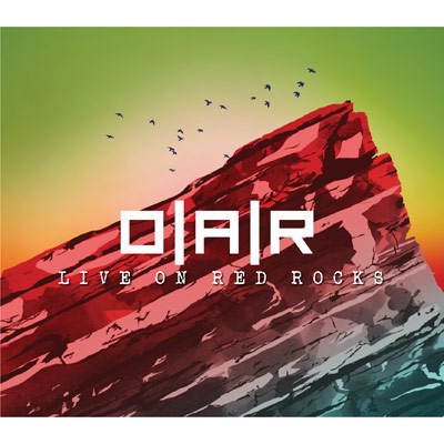 Live On Red Rocks (CD/DVD) by O.A.R.