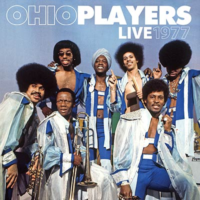 Live 1977 by Ohio Players