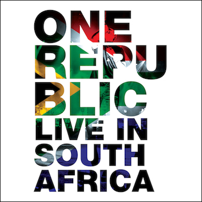 OneRepublic - Live In South Africa (DVD/Blu-ray)