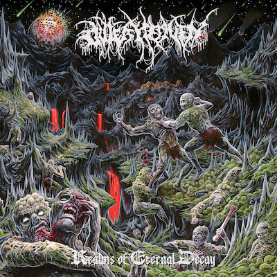 Outer Heaven - Realms Of Eternal Decay