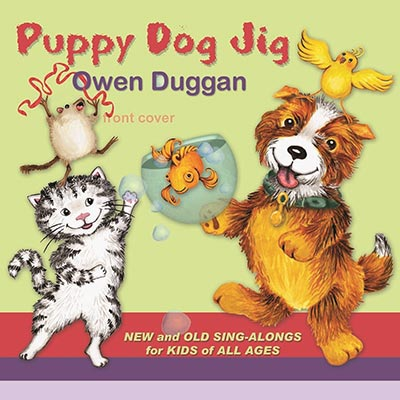 Puppy Dog Jig by Owen Duggan