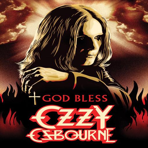 Ozzy Osbourne - God Bless Ozzy Osbourne (DVD/Blu-ray)