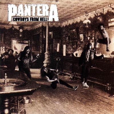 Pantera - Cowboys From Hell (20th Anniversary Edition)