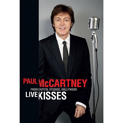 Live Kisses (DVD/Blu-ray) by Paul McCartney