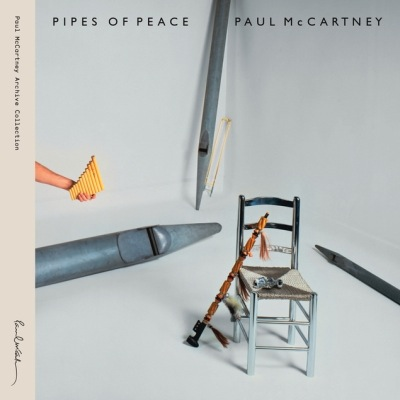 Paul McCartney - Pipes Of Peace (Reissue)