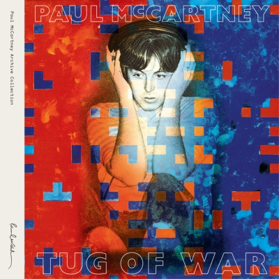Paul McCartney - Tug Of War (Reissue)