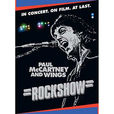 Rockshow (DVD/Blu-Ray) by Paul McCartney & Wings