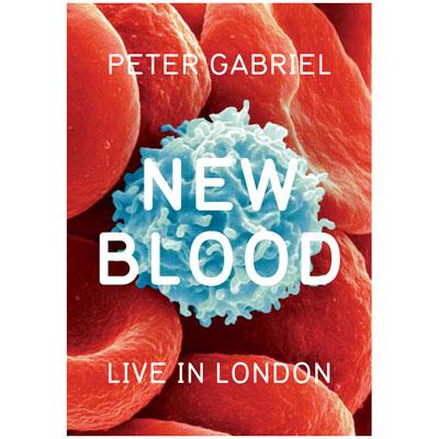 Peter Gabriel - New Blood Live In London (DVD/Blu-ray)