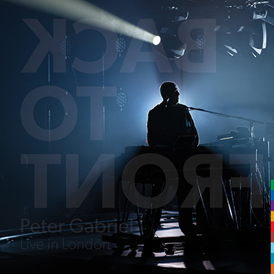 Back To Front - Live In London (DVD) by Peter Gabriel
