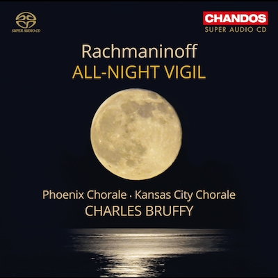 Phoenix Chorale - All-Night Vigil, Op. 37