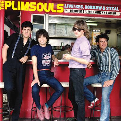 The Plimsouls - Live! Beg, Borrow & Steal