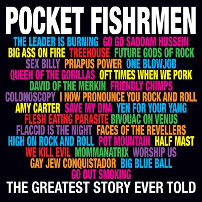 Pocket FishRmen - The Greatest Story Ever Told