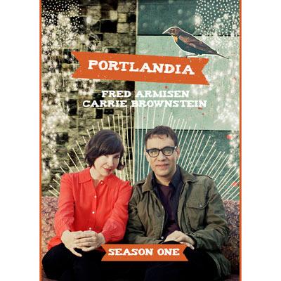Portlandia - Season 1 (DVD/Blu-ray)