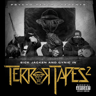 Psycho Realm - Presents Sick Jacken And Cynic In Terror Tapes 2