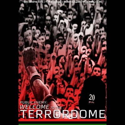 Public Enemy - Welcome To The Terrordome (DVD)
