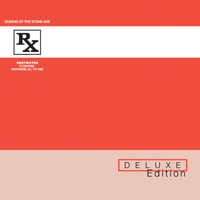 Queens of the Stone Age - Rated R (Deluxe Edition)