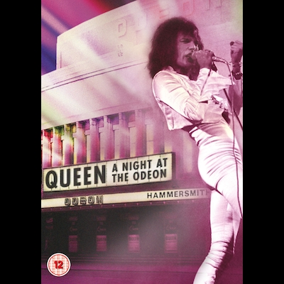 Queen - A Night At The Odeon (DVD/Blu-ray)