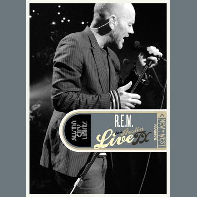 R.E.M. - Live From Austin, TX (DVD)