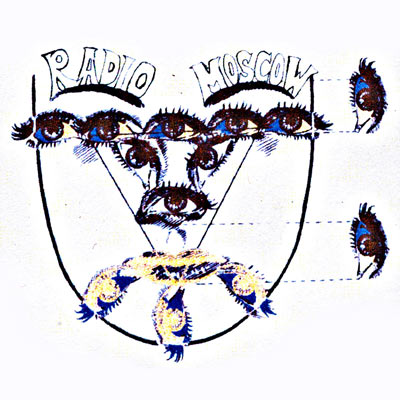 Radio Moscow - 3 And 3 Quarters
